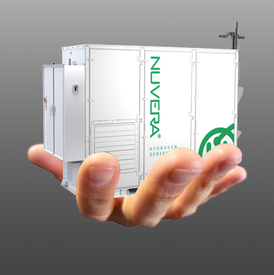 PowerTap on-site hydrogen generation product info