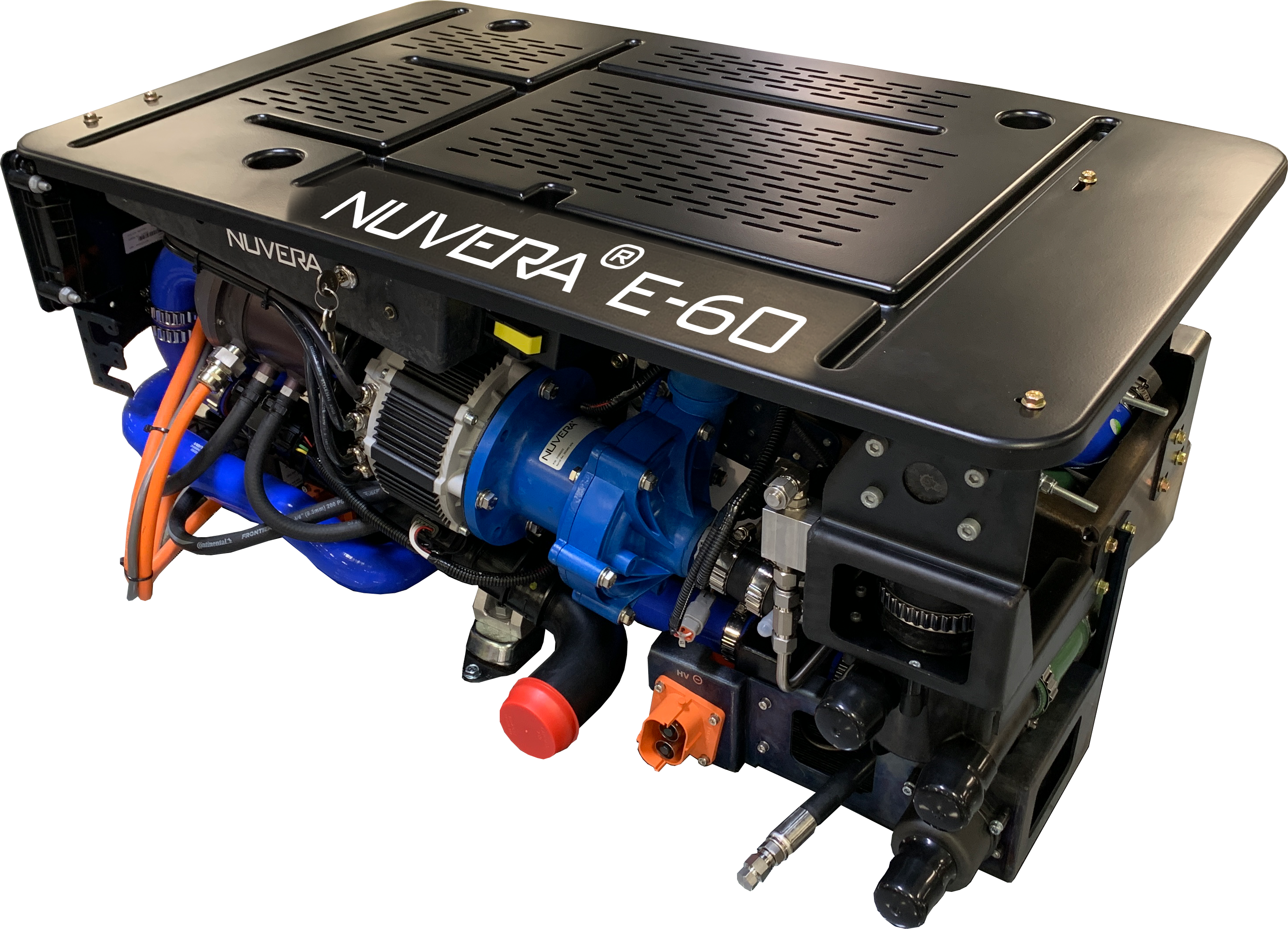 Nuvera Expands Product Line with Launch of E-60 Fuel Cell Engine