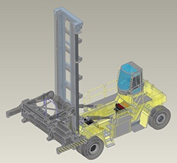 Fuel Cells Expected to Be Part of Hyster® Big Truck Line