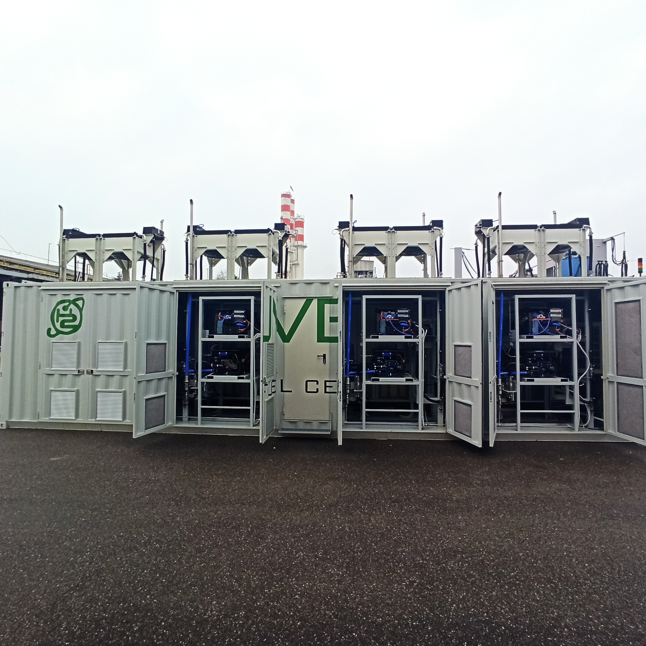 Nuvera Boosts Fuel Cell Engine Test Capabilities