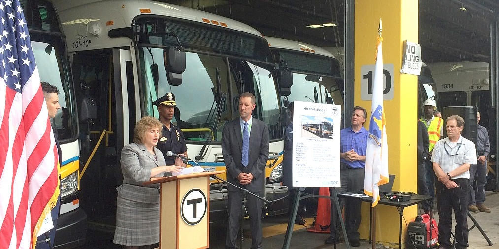 Zero-Emissions Fuel Cell Bus and Hydrogen Station in Service at MBTA