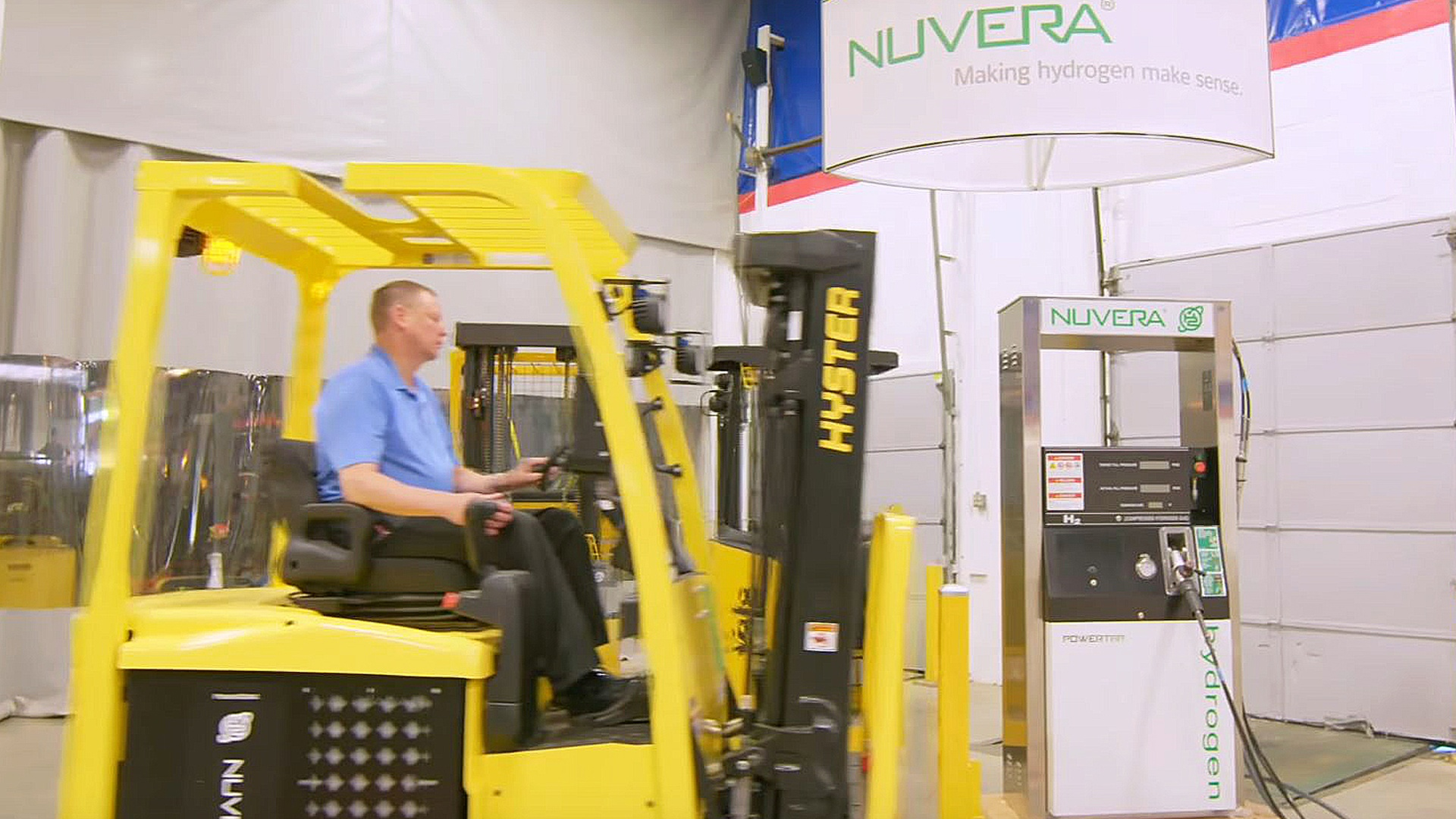 Stars of Technology Event to feature Fast-Fueled Nuvera® Fuel Cell Systems for Electric Lift Trucks