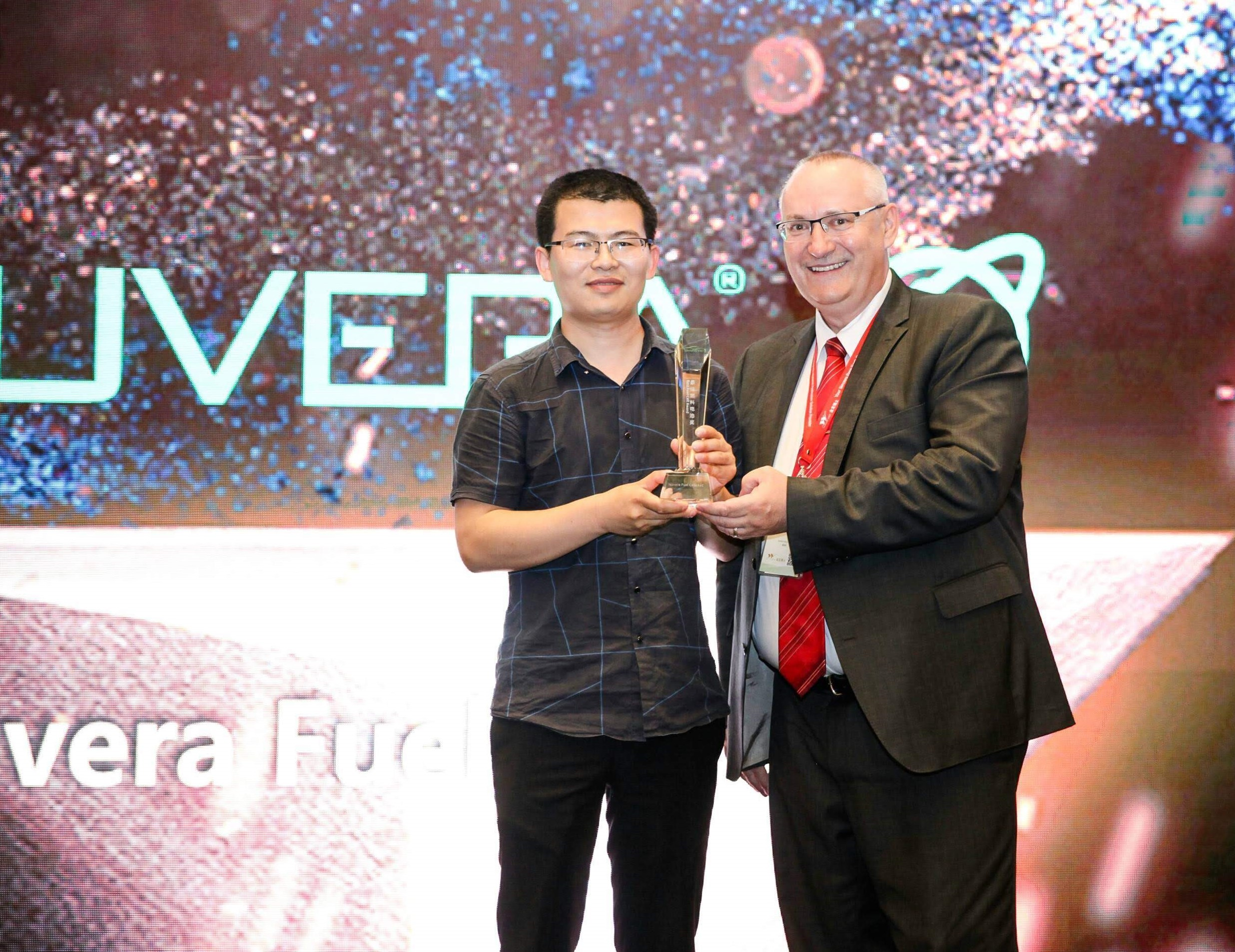 Nuvera Celebrating National Hydrogen and Fuel Cell Day