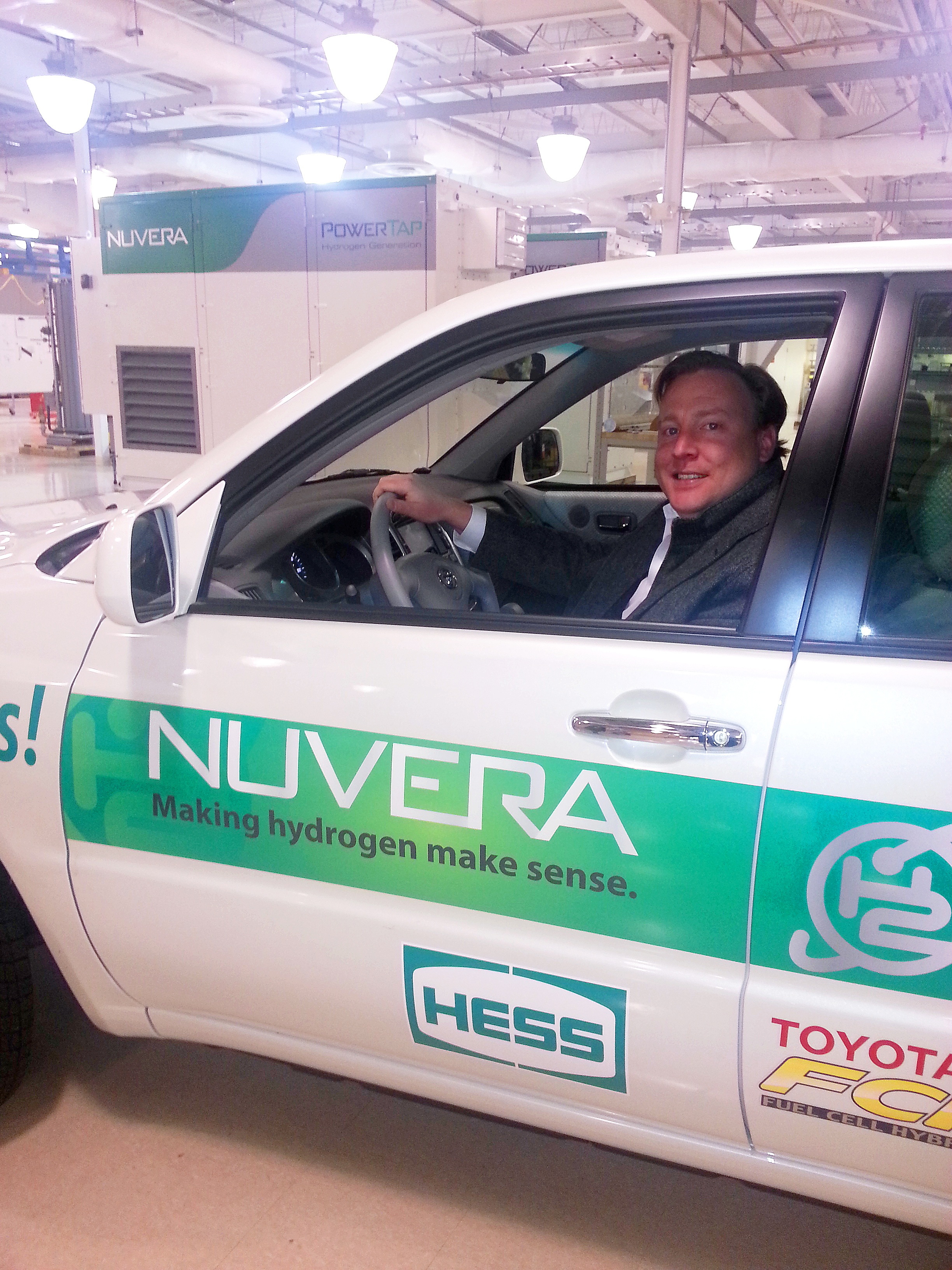 Nuvera Launches First Fuel Cell Vehicle Program of its kind in Massachusetts