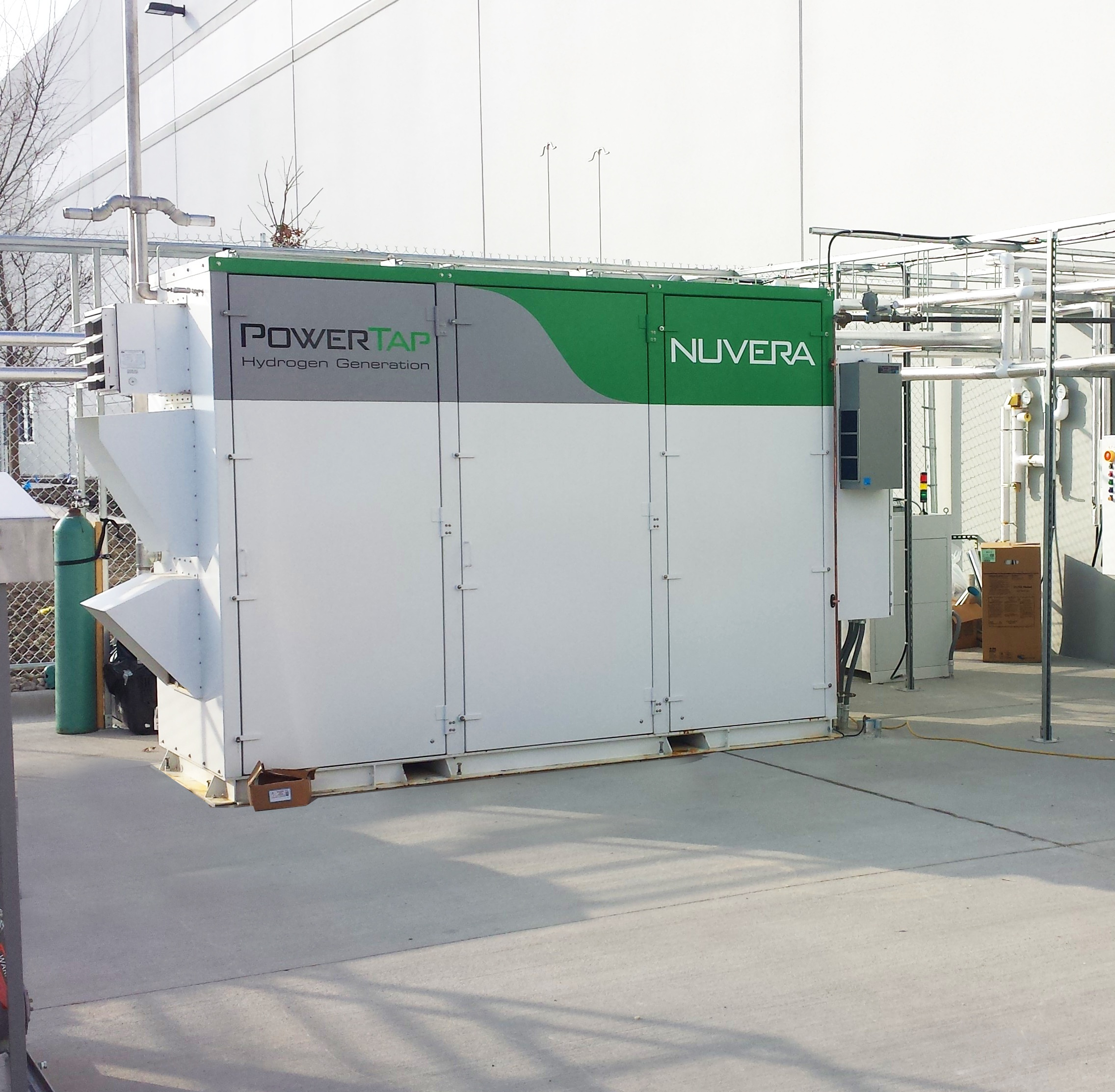 Nuvera Fuel Cells to Supply Hydrogen at Ace Hardware's New Distribution Center
